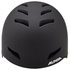 Alpina Park Junior Helmet black matt